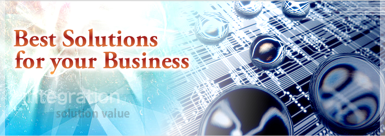 Best Solutions for your Business